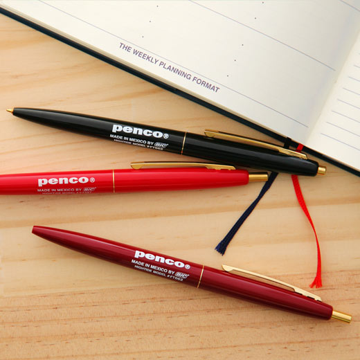 Knock Ballpoint Pen(Penco)