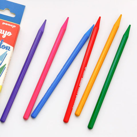 Color Pastel Pencil Set (PENCO)