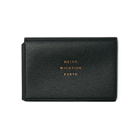 Pass & Card Case (CLASSIC)