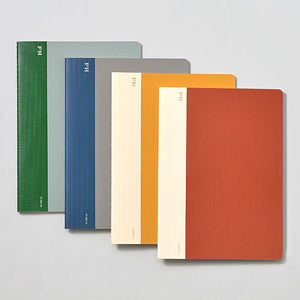 Cheesecloth Notebook B5 (PH)