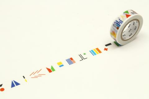 MT Washi Tape/ Making Worlds