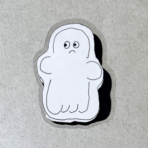 OITAMA Ghost Sticker - Hmm