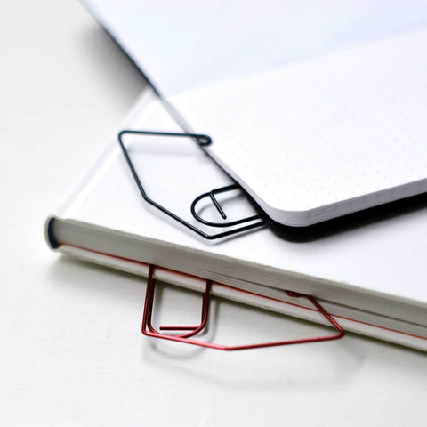 Wire Clip Bookmarker