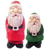 Wooden Doll/ Coat Santa/ S