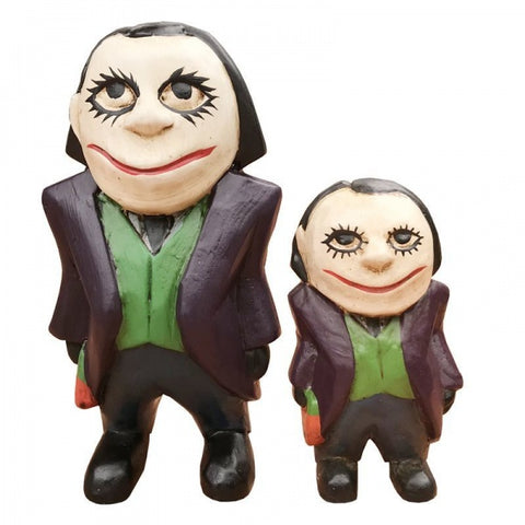 Wooden Doll/ Joker
