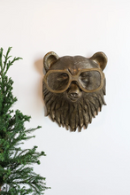 Load image into Gallery viewer, Beatrice Bear Wall Mount