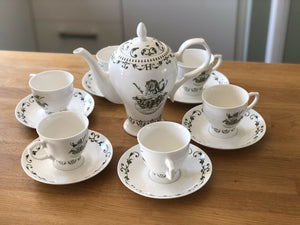 Hendricks Tea Set