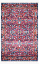Load image into Gallery viewer, Berry/Tangerine Area Rug