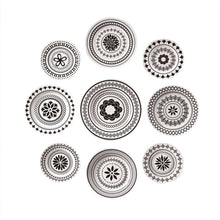 Load image into Gallery viewer, Modern Manor Wall Plates (Set of 9)