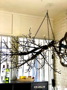 LED Branch Chandelier