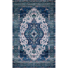Load image into Gallery viewer, Cielo Ivory/Turquoise Rug