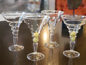 Verre Martini Glass Variants