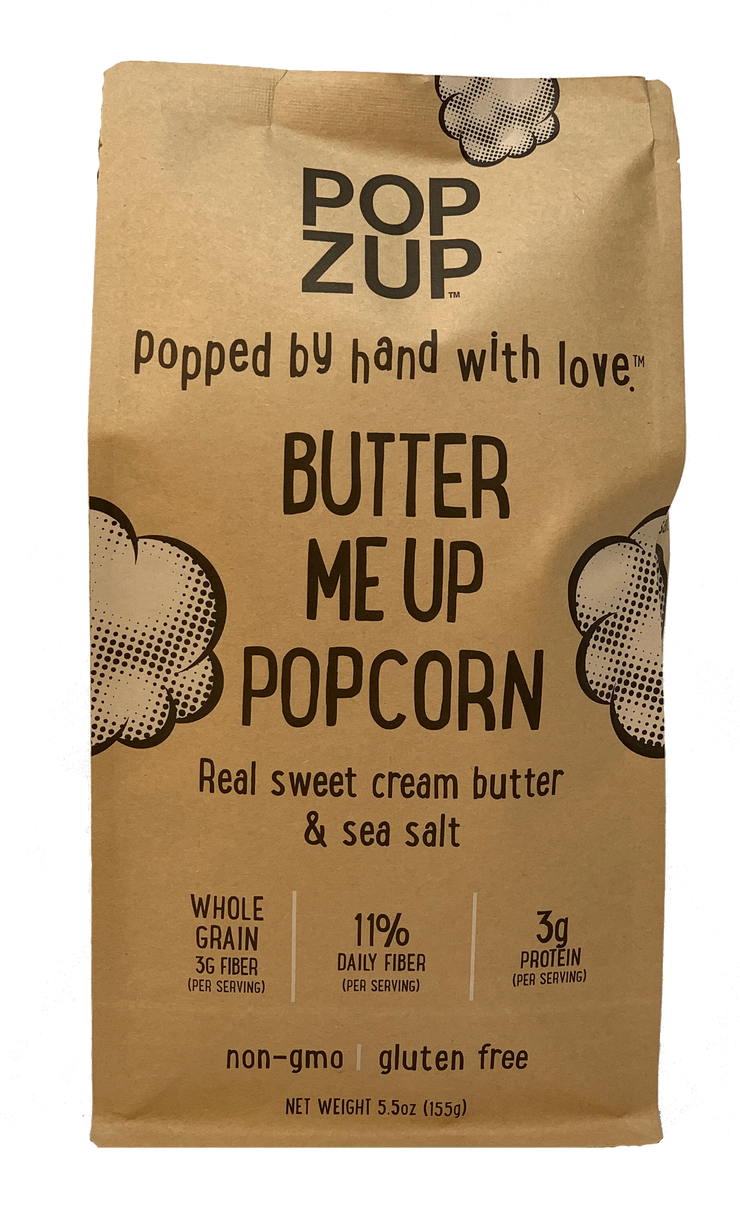 3 Butter Me Up Popcorn Bags