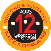Movie Time Popcorn Kit