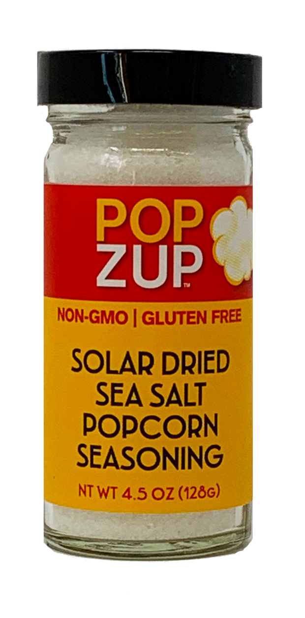 Solar Dried Sea Salt - ON SALE (limited supply)