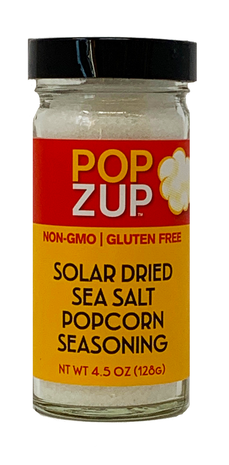 Solar Dried Sea Salt