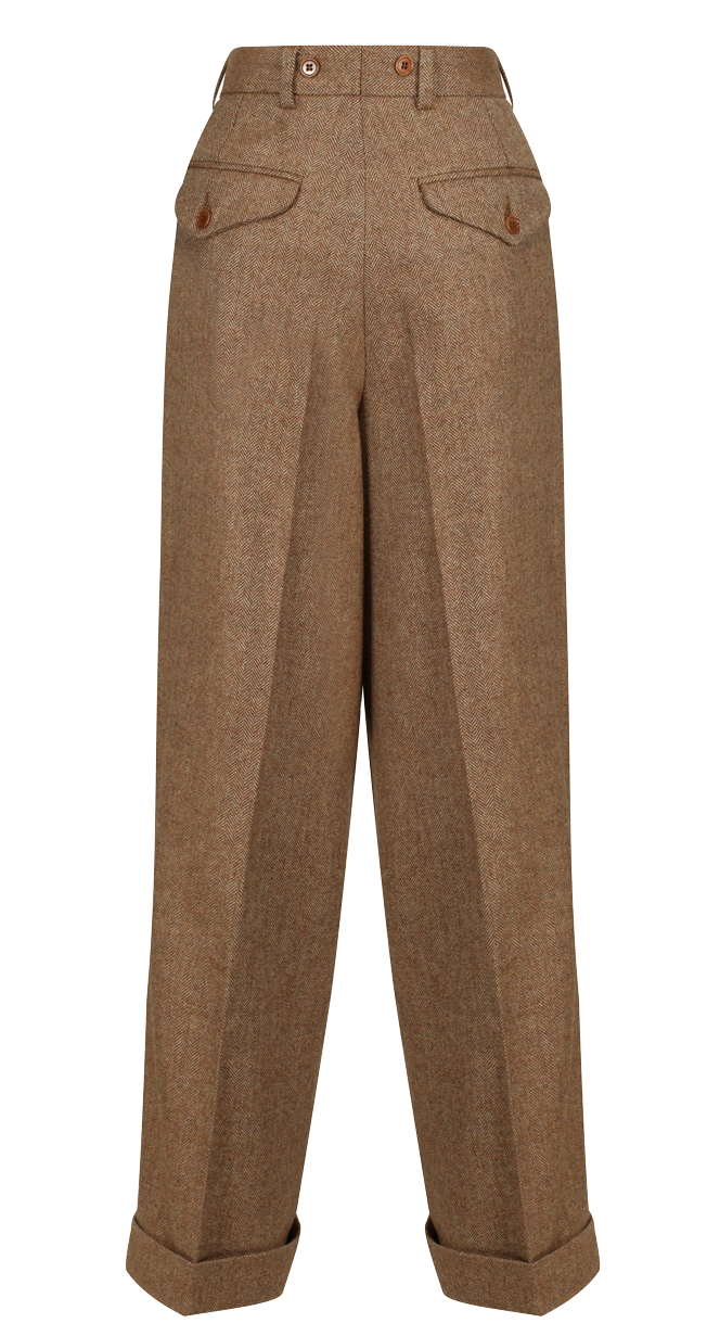 Vintage ladies trouser