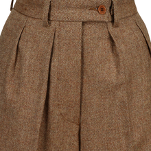 Vintage tweed trouser