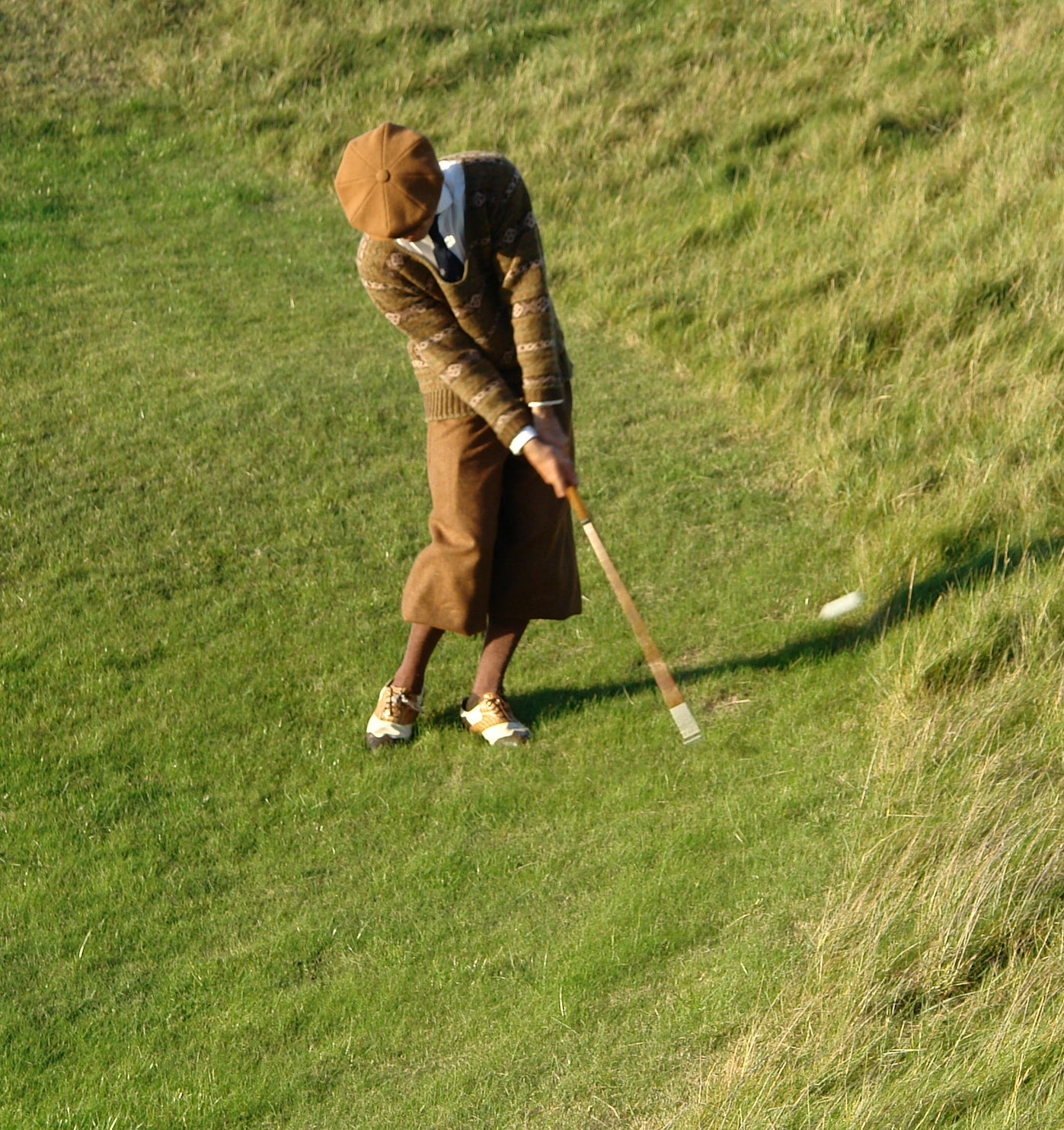 Tweed Golfing knickers