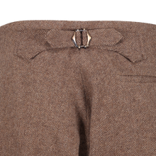 Cinch back tweed golfing knickers