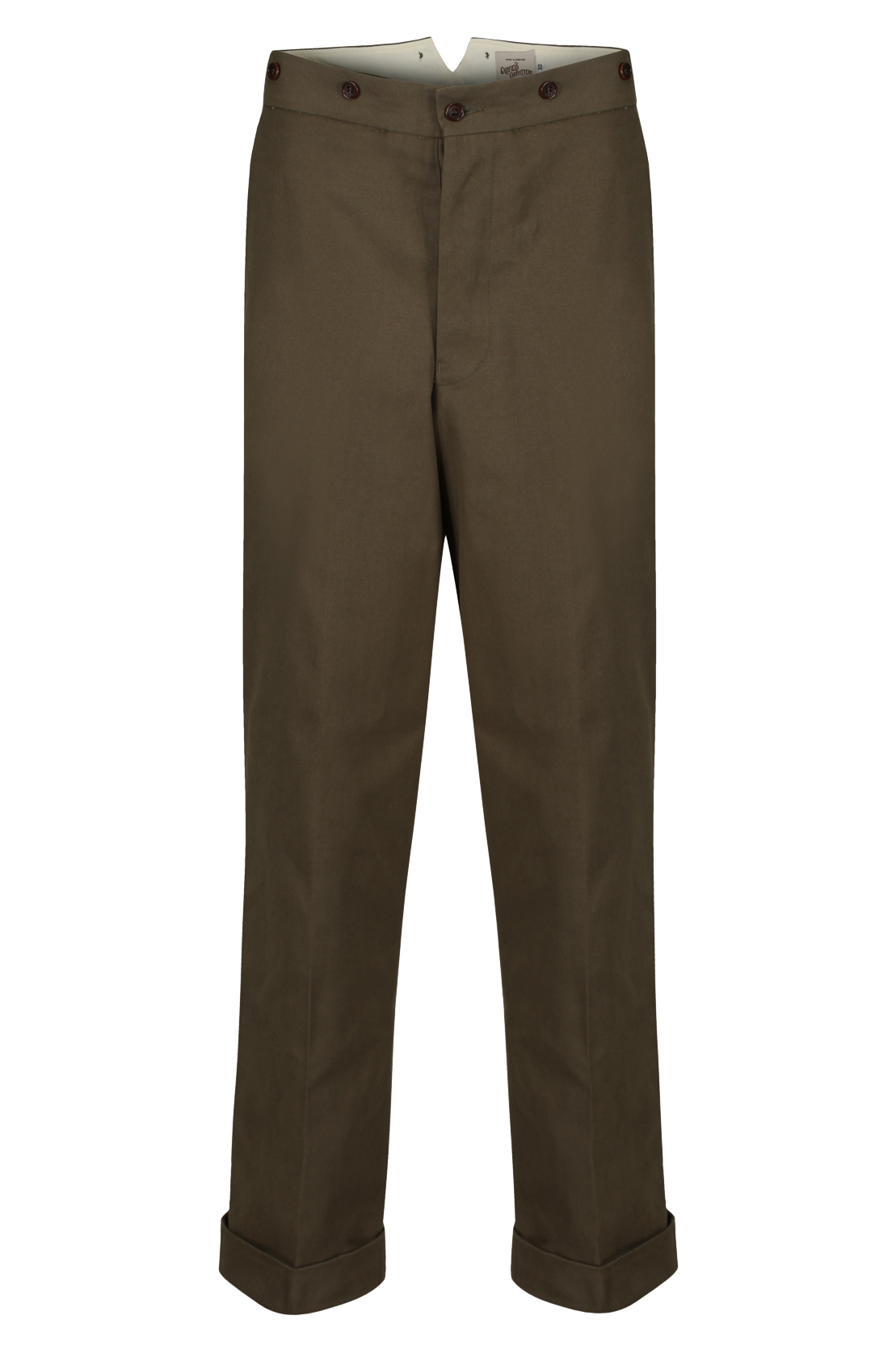 The Claude resistance trouser