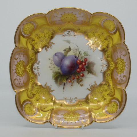 Royal Worcester Hand Painted