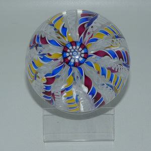 John Deacons Scotland 20 Stave Crown Large paperweight