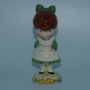#2293 Beswick England Joan Walsh Anglund | Anglund Girl with Doll