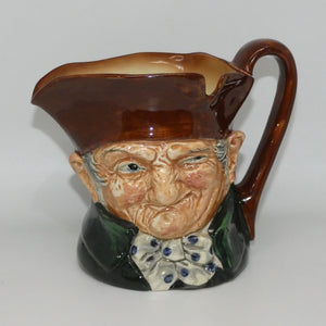 D5420 Royal Doulton large character jug Old Charley