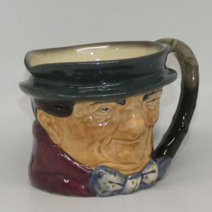 D5530 Royal Doulton small character jug Tony Weller