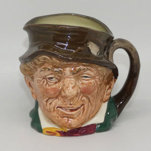 D5768 Royal Doulton small character jug Paddy