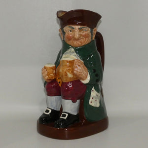 D6030 Royal Doulton large toby jug Old Charlie