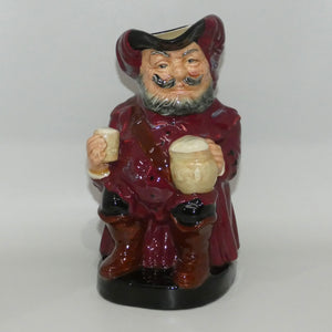D6062 Royal Doulton large toby jug Falstaff