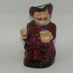 D6063 Royal Doulton small toby jug Falstaff