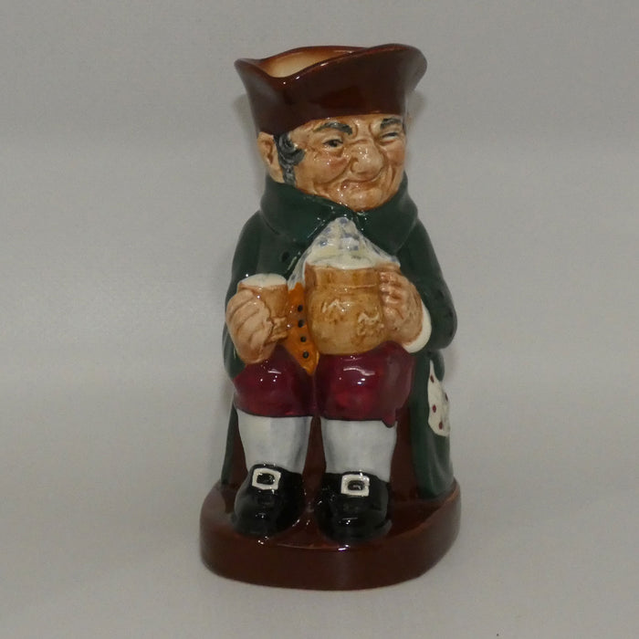 D6069 Royal Doulton small toby jug Old Charlie