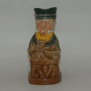 D6262 Royal Doulton toby jug Mr Micawber
