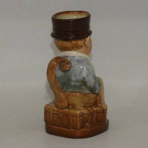 D6264 Royal Doulton toby jug Fat Boy