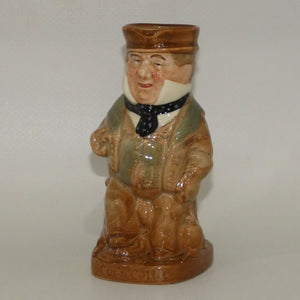 D6266 Royal Doulton toby jug Cap'n Cuttle