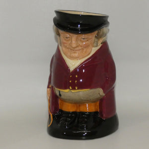 D6320 Royal Doulton toby jug The Huntsman