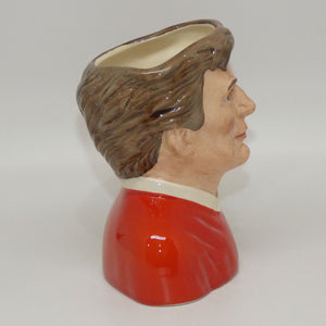 D6930 Royal Doulton small character jug Football Supporter Liverpool