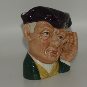 D6591 Royal Doulton small character jug 'Ard of 'Earing