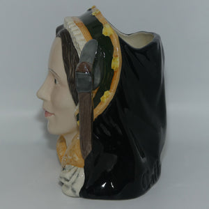 D6645 Royal Doulton large character jug Catherine Howard