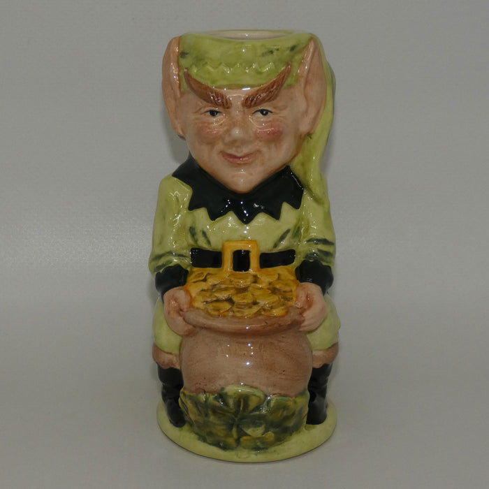D6948 Royal Doulton toby jug Leprechaun (Ltd Ed)