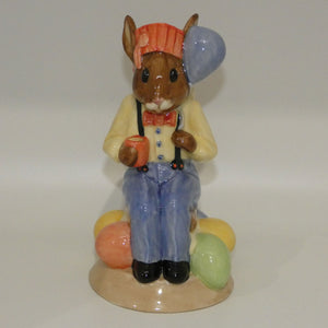 D7160 Royal Doulton Bunnykins Party Time Toby Jug (Ltd Ed)