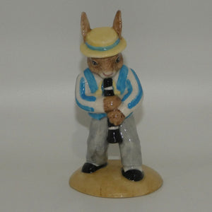 DB184 Royal Doulton Bunnykins Clarinet Player (no box)