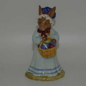 DB019 Royal Doulton Bunnykins Mrs Bunnykins at the Easter Parade (no box)