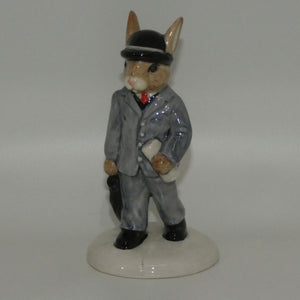 DB203 Royal Doulton Bunnykins Businessman