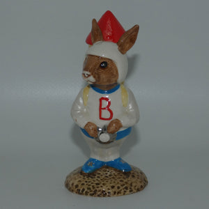 DB020 Royal Doulton Bunnykins Astro Rocket Man