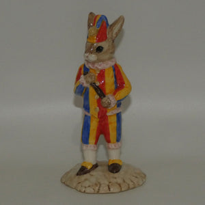 DB234 Royal Doulton Bunnykins Mr Punch (Certificate | Box)