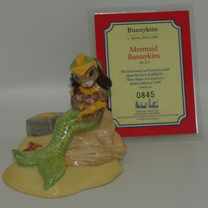 DB263 Royal Doulton Bunnykins Mermaid